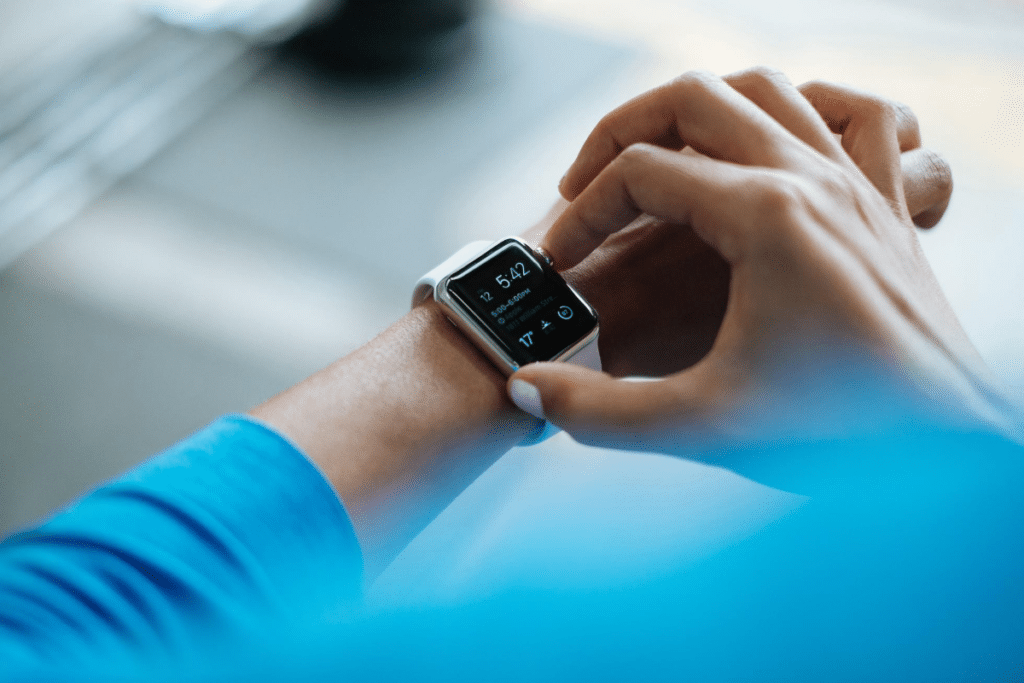 smart or fitness watch